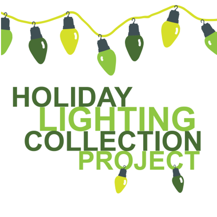 The Delaware County Energy District Encourages Recycling Old Holiday Lights & Replacement with LED Lighting